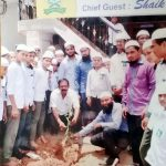 Plantation Program with MEO Sir.